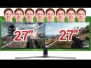 ДВА ИГРОВЫХ МОНИТОРА в ОДНОМ на 49 ➔ Обзор Samsung C49HG90DM