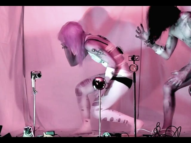 Peanutgirly - Maschine (Zombrex)