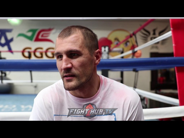 SERGEY KOVALEV CONFESSES I DRANK A COUPLE BEERS A DAY! 2 SMALL BOTTLES OF VODKA! I CLEANED UP!