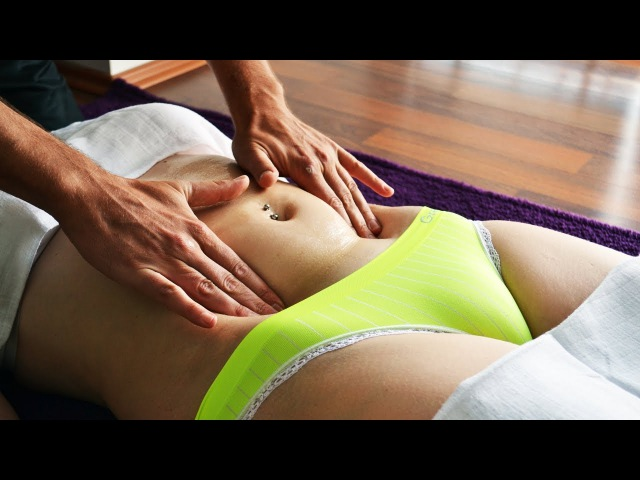 LYMPHATIC MASSAGE - MANUAL DRAINAGE - BODY DETOX