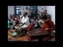 Pt Walmik Dhande (tabla) Irina Kuznetsova (santoor),Raag Kirwani, Private concert in Nagpur, India
