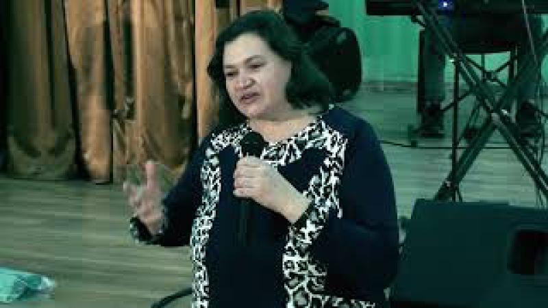 Свидетельство пастора из Краматорска о явном столпе Божьего присудствия