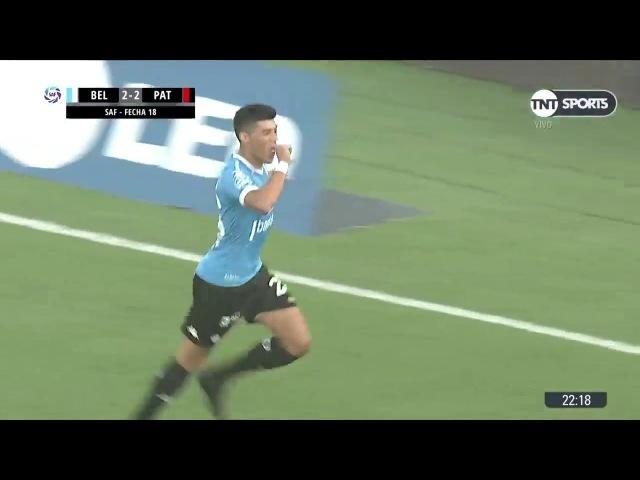 Fecha 18 | Belgrano 2 Patronato 2