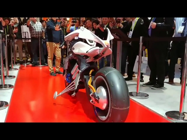 MOTOROID, MOTORCICLE CONCEPT THAT DOESNT FALL BY YAMAHA || TODAY'S VIRALS