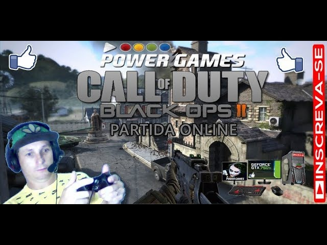 Call of Duty Black Ops II -PC- Multiplayer Team Deathmatch Map STANDOFF