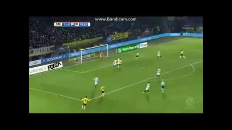 NAC Breda vs Heracles 6 - 1 All Goals Highlights