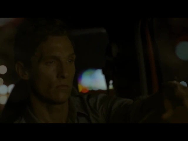True Detective - Cohle Rust nightcall