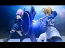 Figma Fate GO Stop motion - Saber VS Mashu