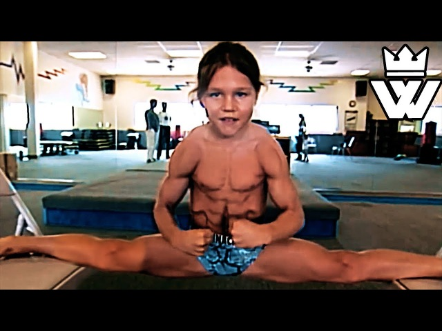 World's Strongest Kids Little Hercules