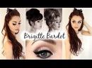 Brigitte Bardot Big Hair Makeup Feat Garnier Full Plush Products Jackie Wyers