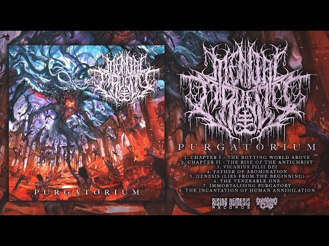 MENTAL CRUELTY PURGATORIUM 2018 FULL ALBUM STREAM