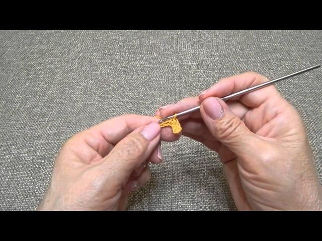 Capa Crochet con Cadenas Fácil paso a paso