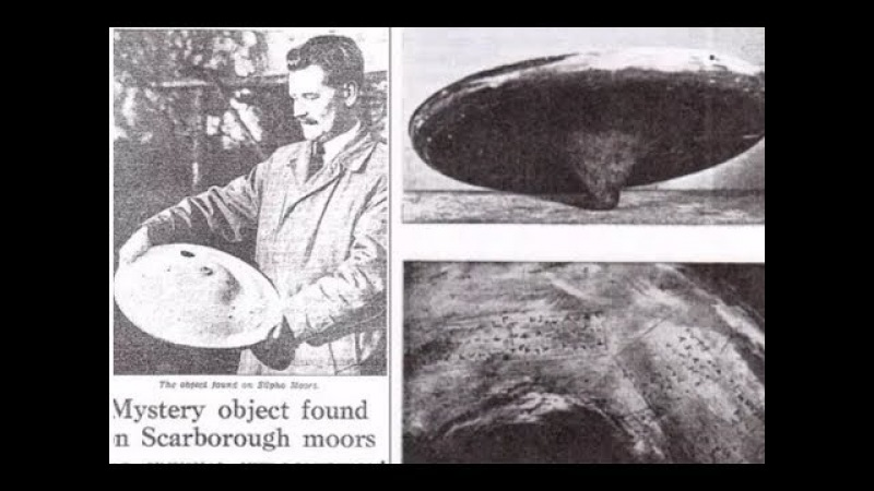 REVEALED: Missing wreckage of Britain's 'ROSWELL UFO' found 60 years later