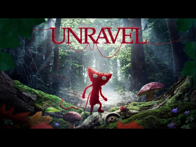Unravel - Morning Frost (Soundtrack OST)