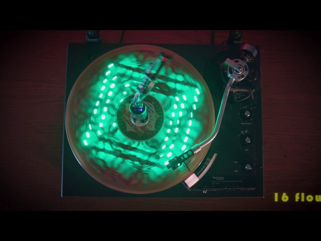 Brother O' Brother - 16 Flowers (WORLD'S FIRST REMOTE CONTROLLED LED RECORD) (Music Video)