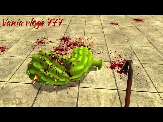 Cactus TORTURE PvZ Garden Warfare PVZ mod 2017 Plants vs Zombies