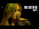 The Last of Us Part II Panel Intro at PSX 2017 (Ellie Joel Duet) with Twitch Chat