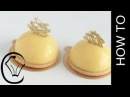 Lemon Curd Tart Dome Entermet by Cupcake Savvy's Kitchen
