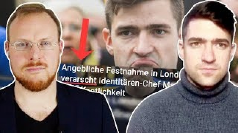 Sellner ein Lügner? - Presse attackiert Identitären - Martin Sellner IB Ö im Gespräch