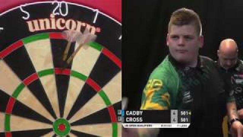Rob Cross v Corey Cadby | FINAL | UK Open Qualifiers 5 Darts