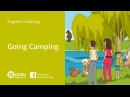 Learn English Listening | Beginner: Lesson 4. Going Camping