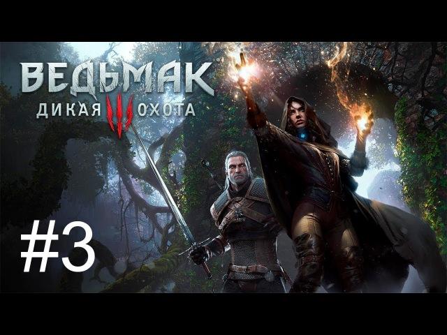 Ведьмак 3 прохождение игры без комментариев на русском - Лихо у колодца [3]