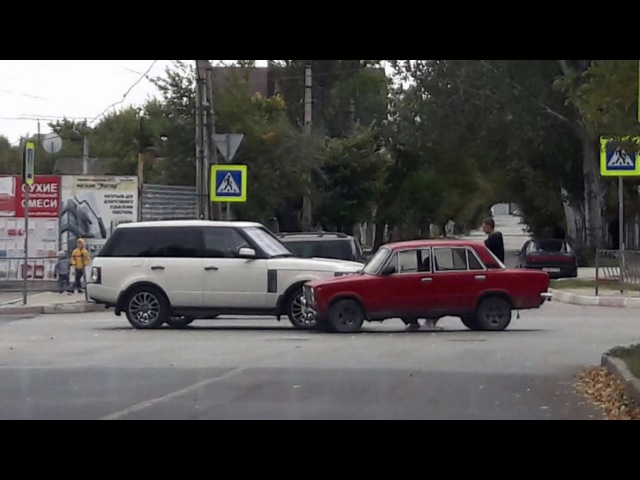 Феодосия ДТП 15.10.2017