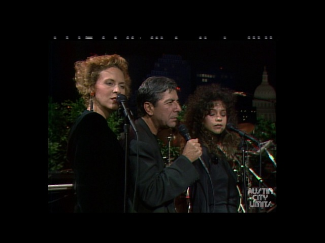 Austin City Limits 1411: Leonard Cohen,