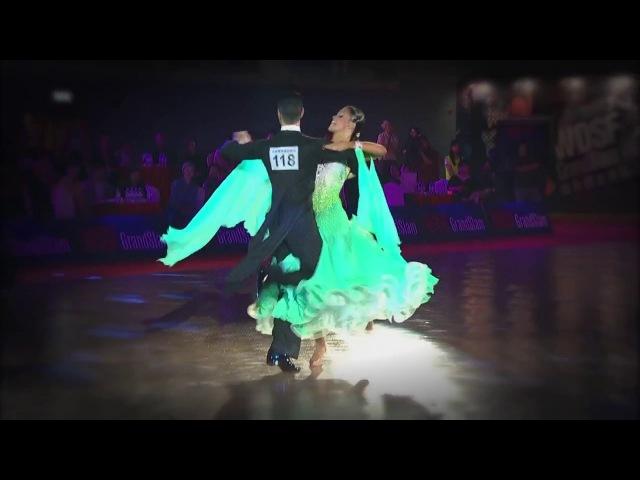 Медленный вальс Школа танцев Превращение Как научиться красиво танцевать