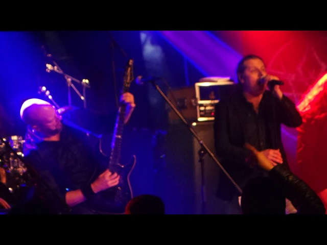 Thunderstone - intro, The Path, Forevermore @ ICE ROCK 04.01.2018