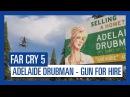 Far Cry 5: Adelaide Drubman – Gun For Hire| Character Spotlight