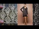 Узор для платья крючком от Ванессы Монторо