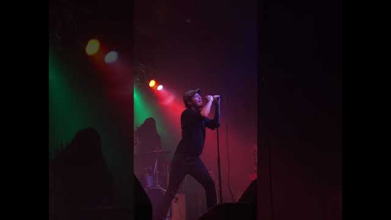 """The Plot In You - """"NOT JUST BREATHING"""" LIVE at the Third Annual Thanx-Killing Fest"""