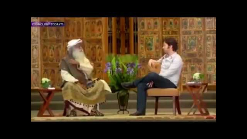 Сильнейшая беседа Нейробиолога и Йога | Davide Eagleman Sadhguru