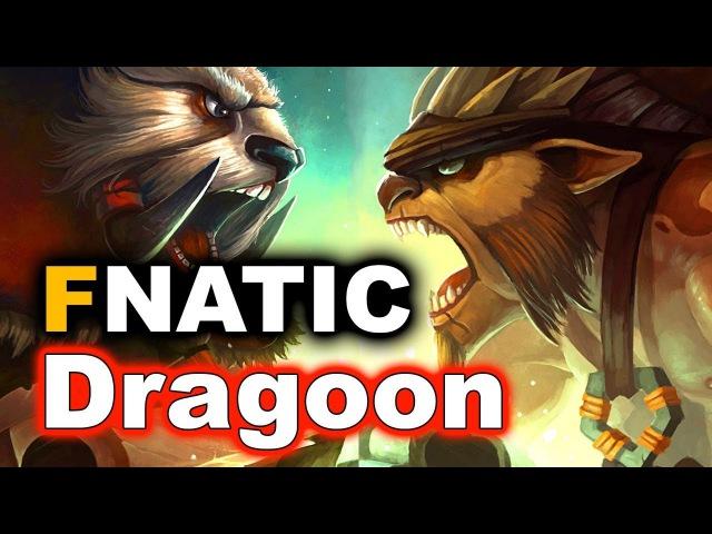 FNATIC vs Fire Dragoon - Galaxy Battles MAJOR - SEA Quals DOTA 2