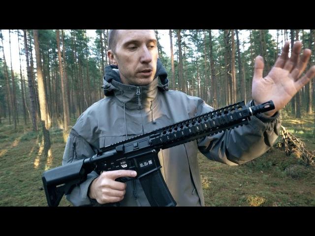 Specna Arms SA-A3 Обзор страйкбольного привода