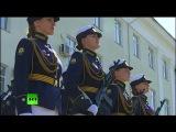 Будущие военные лётчицы приняли присягу в Краснодарском авиационном училище