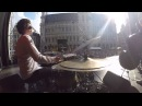 Ignat Kravtsov - Drum solo - LKR TRIO - Brussels Jazz Weekend