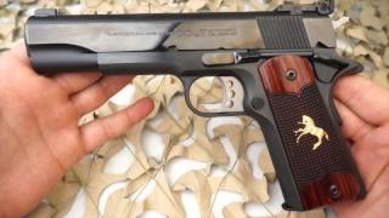 Colt Talo Royal National Match 1911 45ACP Pistol Review - New World Ordnance