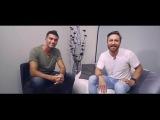 #WarnerSquad  David Guetta interviewed by Gabry Ponte