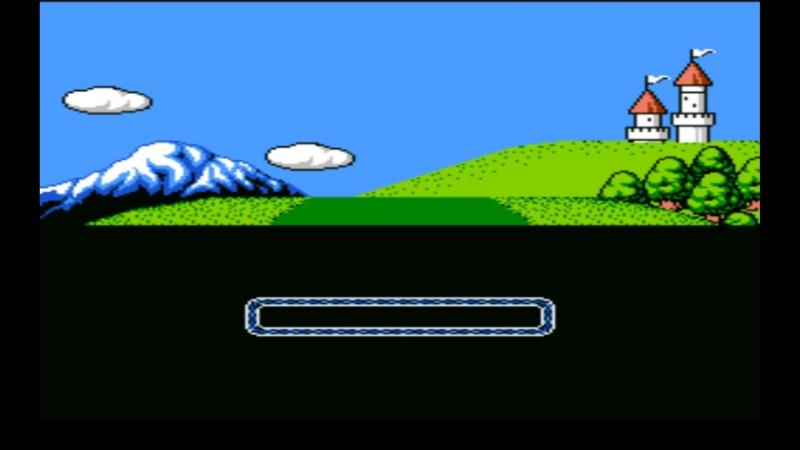 Увеселительные обзоры PSX игр: сборник NES. 13 серия - Mini-Putt.