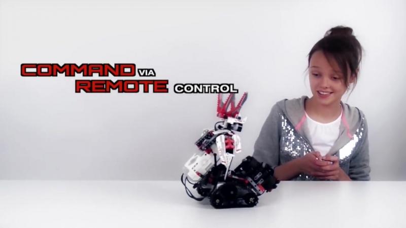 LEGO MINDSTORMS EV3 (official 2013 commercial)