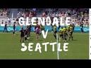 Glendale Raptors v Seattle Seawolves Post Match Reaction