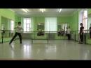 Скочилова Алинка и ее один день из жизни лавочки танцынабор 34