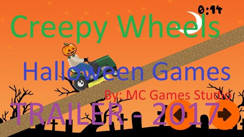 Creepy Wheels. Хэллоуинские гонки. БЕСПЛАТНЫЙ Happy Wheels Halloween edition на Android КРОВАВО!
