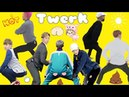 KPOP IDOL BOYS FUNNY TWERKING 🙈(BTS Exo Got7 Bigbang Wanna One iKON Monsta X Winner Astro 2pm etc