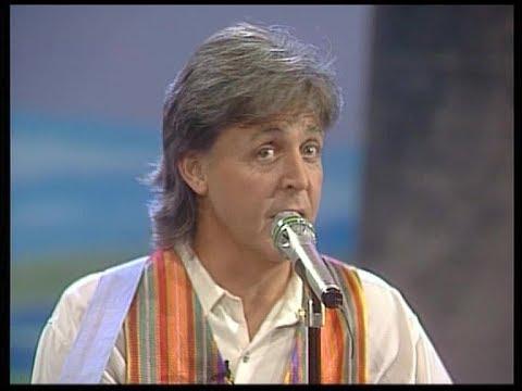 Paul McCartney - Hope Of Deliverance 1993 (HQ)
