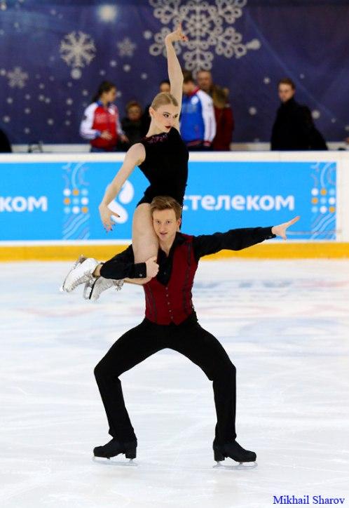 Анастасия Скопцова-Кирилл Алешин/танцы на льду - Страница 9 WKFBZlJcS2A