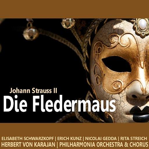 Johann Strauss II альбом Strauss: Die Fledermaus