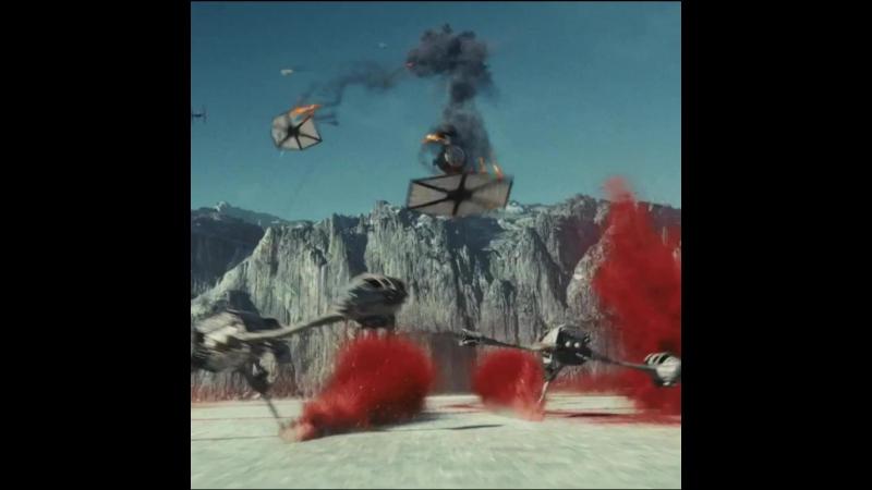 Звездные войны Последний Джедай - Фичуретка 1х1 - Смотрите в CINEMAX